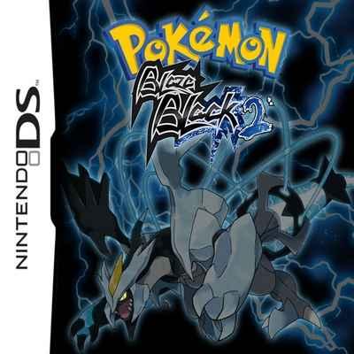 Play Pokemon Blaze Black 2