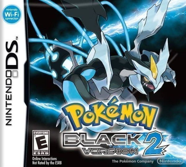 Pokemon – Black 2 (Patched-and-EXP-Fixed)