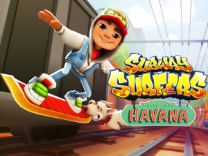 Play Subway Surfers Havana