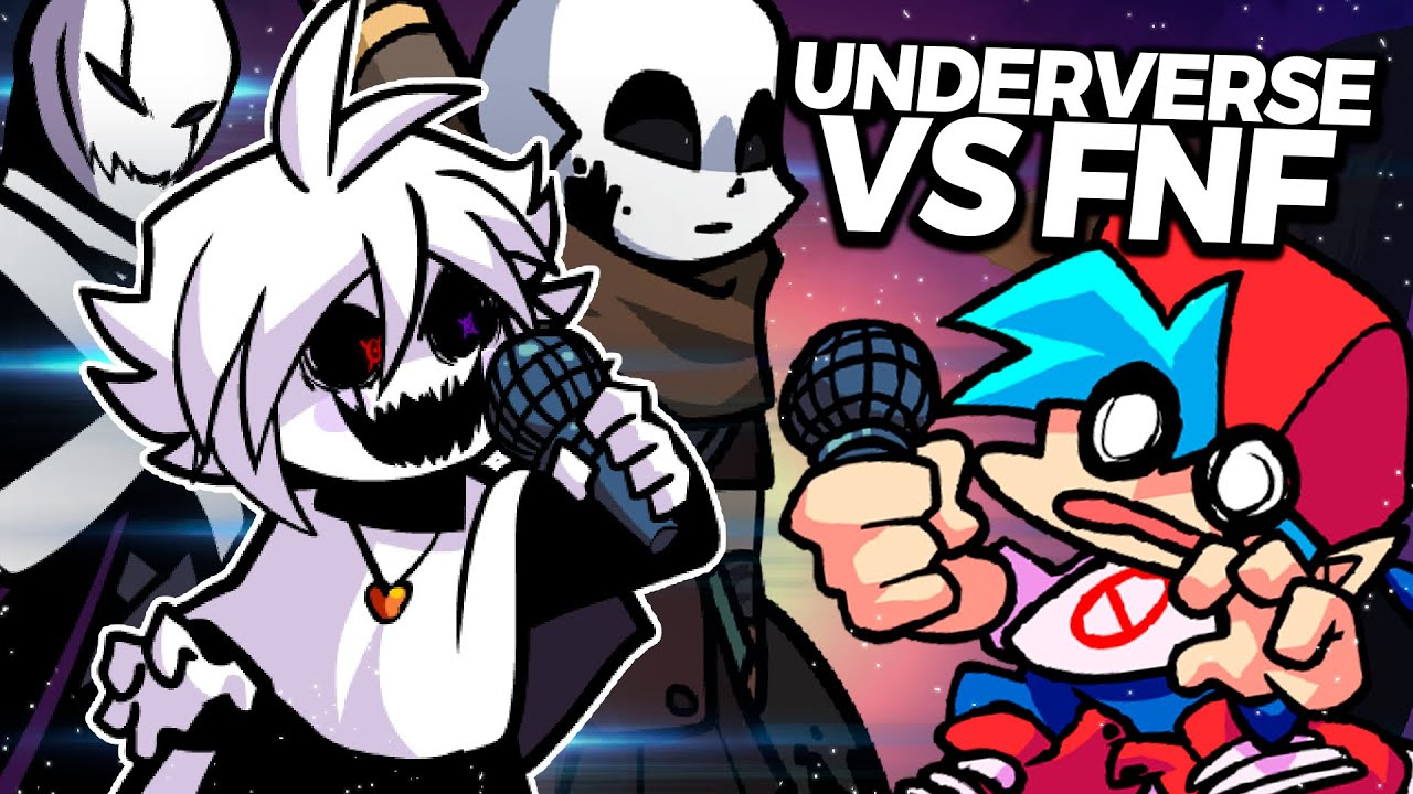 X-EVENT FRIDAY NIGHT FUNKIN vs UNDERVERSE