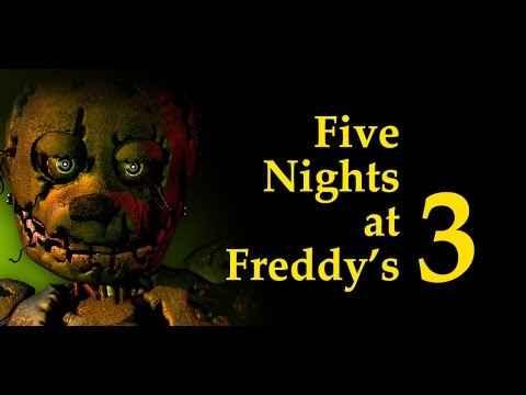 Cinco noites no Freddy 3