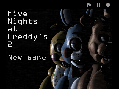 Cinco noites no Freddy 2