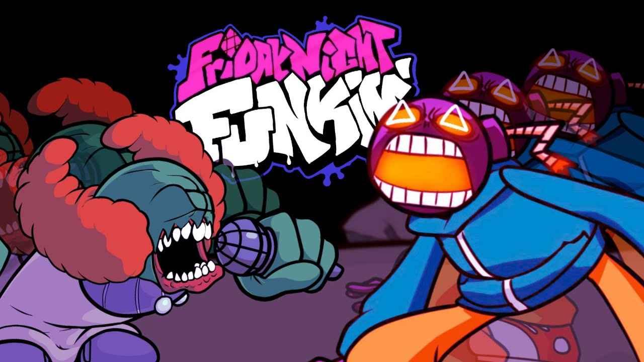 Play Friday Night Funkin – Whitty vs Tricky