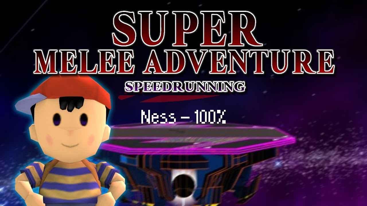 Play Super Melee Adventure 64 – NESS