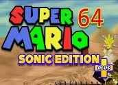Super Mario 64 Sonic Edition Plus