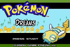 Pokemon Dreams v1.4 – GBA