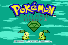 Pokemon Grass Jewel 2