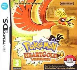 Pokemon – HeartGold Version (v10) – NDS