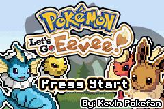Pokemon Let's Go Eevee 6.0.1