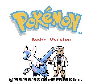 Pokemon Red++ GB