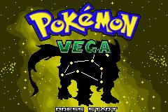 Pokemon Vega – GBA