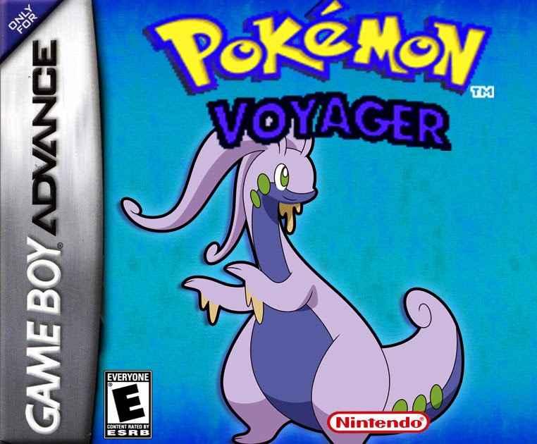 Pokemon Voyager v0.1.3 – GBA