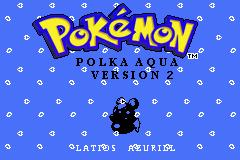 Pokemon Polka Aqua 2 – GBA