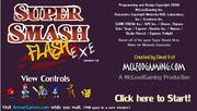 Play Super Smash Flash EXE