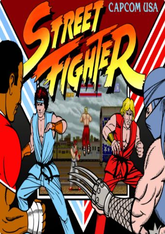 Street Fighter II'- Champion Edition (World 920313)