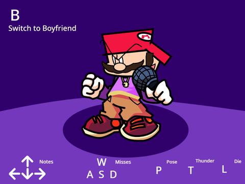Mario N Luigi – Friday Night Funkin Test