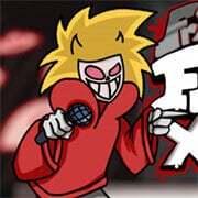Play Friday Night Funkin x Red Full Week