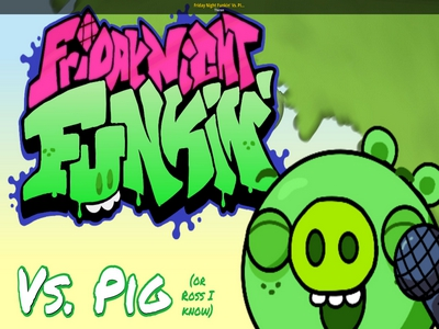 FRIDAY NIGHT FUNKIN' (FNF) VS PIG BUT BAD