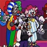 Friday Night Funkin Clownin'