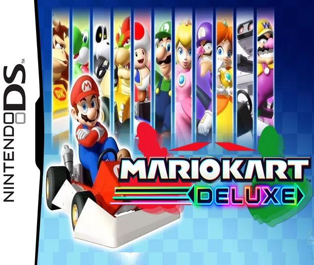 Play Mario Kart Ds Deluxe – NDS