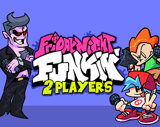 Play FNF in 2 players