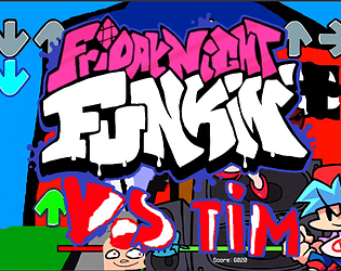 Vs Tim mod Friday Night Funkin