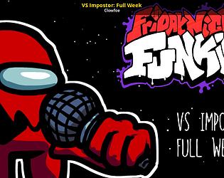 Friday Night Funkin' Vs Impostor