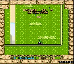 Super Mario World – Bowser Jr's Adventure