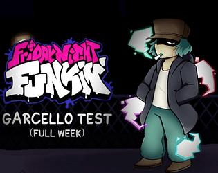 Play Friday Night Funkin' Test – VS. Garcello (FULL WEEK)