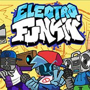Play Friday Night Funkin Electro Funkin Mod