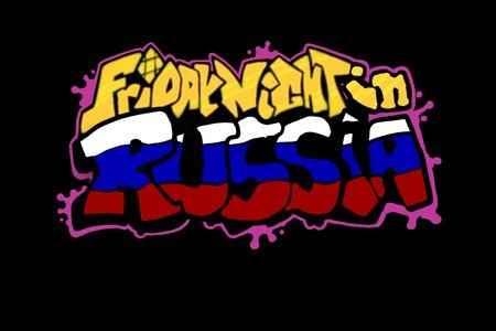 FRIDAY NIGHT FUNKIN' (FNF) IN RUSSIA