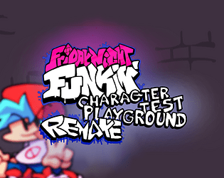 Play Friday Night Funkin' Character Test Playground Remake