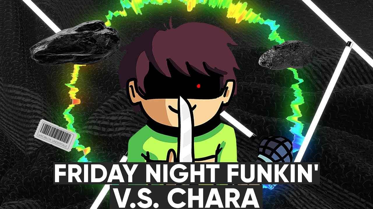 Play Sexta à noite Funkin 'VS Chara