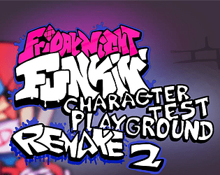 Play Friday Night Funkin Character Test Playground Remake 2