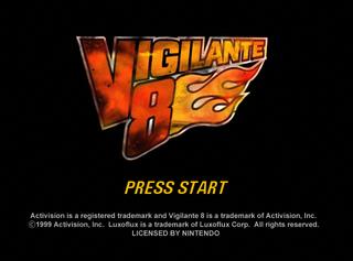 Play Vigilante 8 – N64