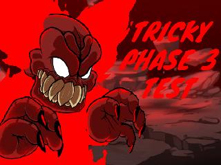 Friday Night Funkin' Tricky Phase 3 Test