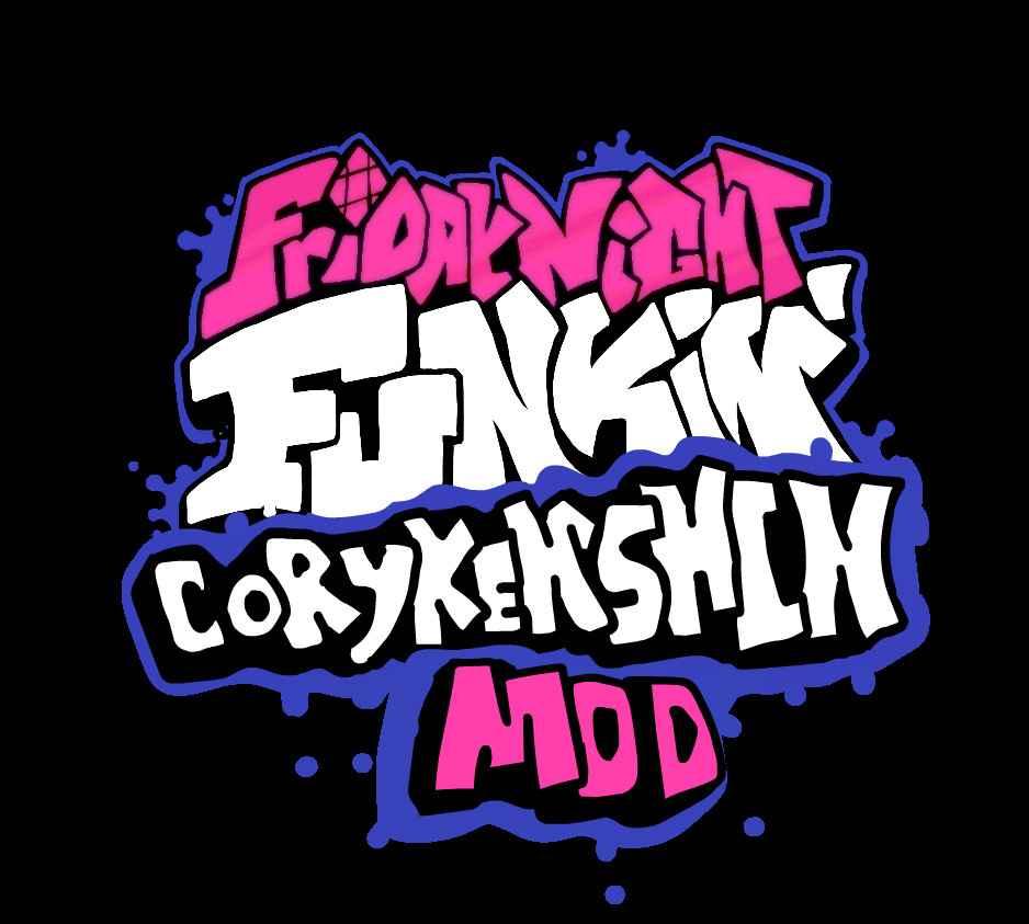 FNF Coryxkenshin and Momo girlfriend mod