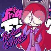 FNF vs Coralie: Peculiar Colours