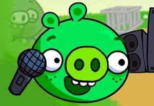 Friday Night Funkin' vs Pig from Angry Birds