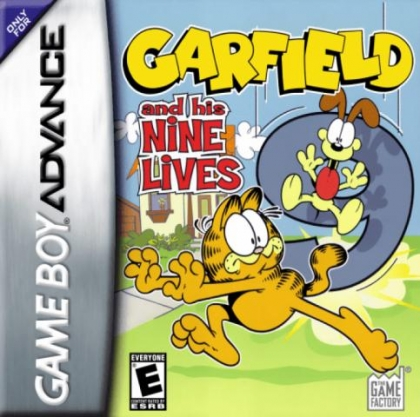 Play Garfield and His Nine Lives