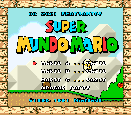 Super Mario World 2021 (PT-BR)