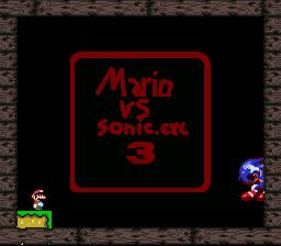 Play Mario Vs. SONIC.EXE 3