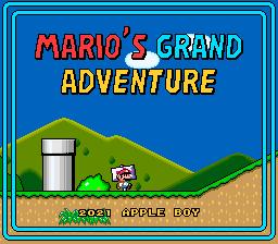 Super Mario World – Mario's Grand Adventure