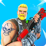Play Fort Squad Free Firing Battle Royale 2021