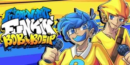 Play VS Bob and Bosip Unblocked Online FULL WEEK (FNF MOD)