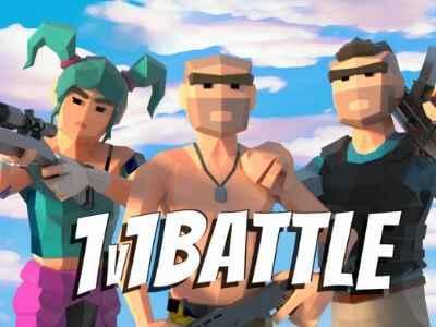 Play 1v1Battle