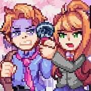 Play FNF vs Monika (Senpai Edition)