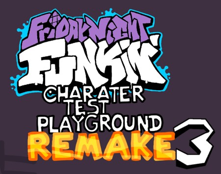 Play FNF Character Test Playground REMAKE 3 Online