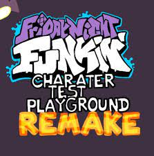 Play FNF Character Test Playground REMAKE 4