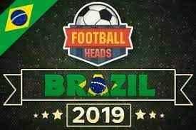 Play Football Heads Brazil 2019